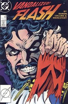 The Flash Vol. 2 (1987-2006) (Comic Book) #14