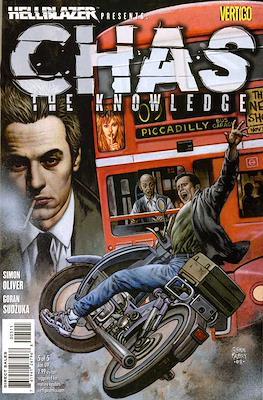 Hellblazer Presents: Chas The Knowledge (Grapa) #5
