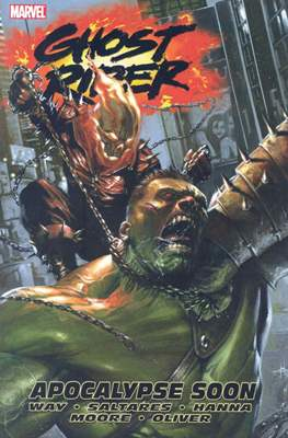 Ghost Rider (2007-2009) (Softcover) #3