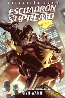 Escuadrón Supremo. 100% Marvel (Rústica con solapas 128-112-136 pp) #2