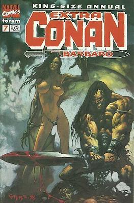 Extra Conan. El bárbaro (Grapa 40 pp) #7