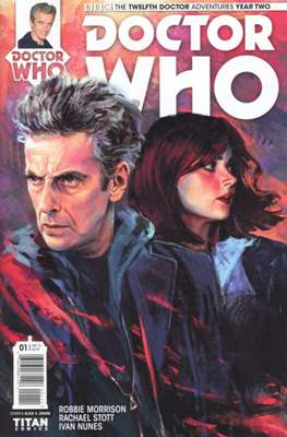 Doctor Who: The Twelfth Doctor Adventures Year Two
