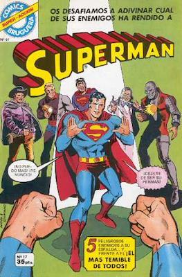 Super Acción / Superman #17
