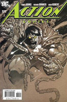 Action Comics Vol. 1 (1938-2011; 2016-) (Comic Book) #845