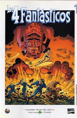 Grandes héroes del cómic (Rústica) #35