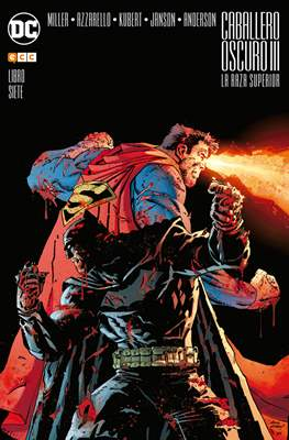 Caballero Oscuro III: La raza superior (Grapa 48 pp) #7