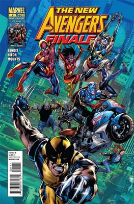 The New Avengers: Finale (Comic-book) #1.1