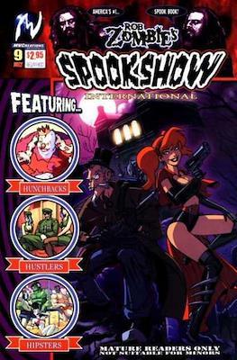 Rob Zombie's Spookshow International #9