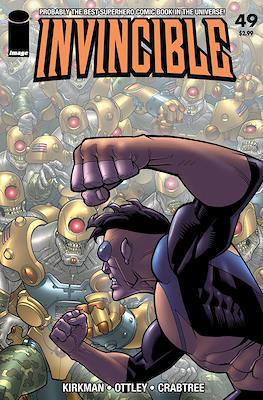 Invincible (Comic-book) #49