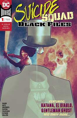 Suicide Squad: Black Files (Comic Book) #1