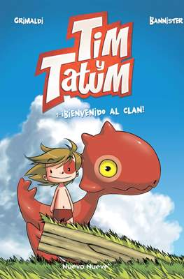Tim y Tatum (Cartoné 48 pp) #1