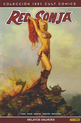 Red Sonja. Colección 100% Cult Cómics (Rústica 168 pp) #5