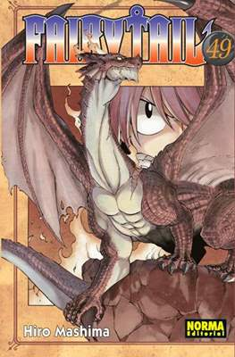 Fairy Tail (Rústica) #49