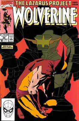 Wolverine (1988-2003) (Comic Book) #30