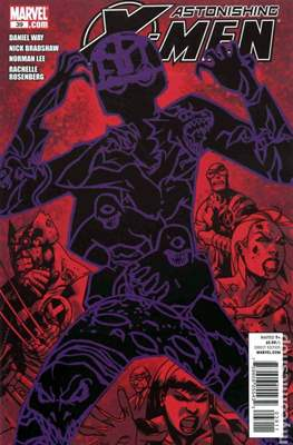 Astonishing X-Men (Vol. 3 2004-2013) (Comic Book) #39