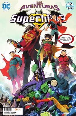 Las aventuras de los Superhijos (Grapa 24 pp) #12