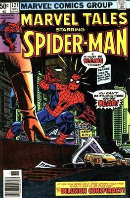 Marvel Tales (Comic Book) #121