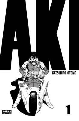 Akira (Rústica) #1