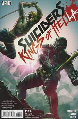 Suiciders: Kings of HelL.A. (Comic-book) #4