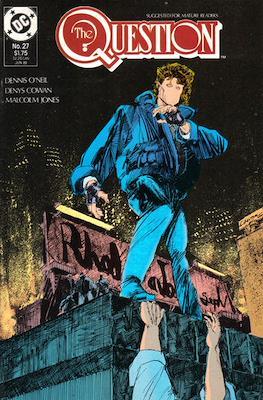 The Question Vol. 1 (Comic-book.) #27