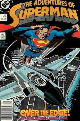 Superman Vol. 1 / Adventures of Superman Vol. 1 (1939-2011) (Comic Book) #447