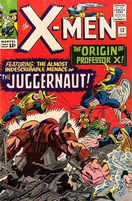 The Uncanny X-Men (1963-2011) (Comic-Book) #12