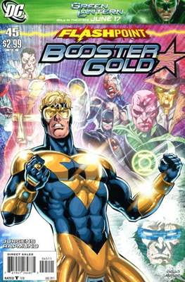 Booster Gold Vol. 2 (2007-2011) #45