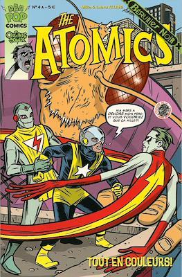 The Atomics (Broché dos cahier. 32 pp) #4A