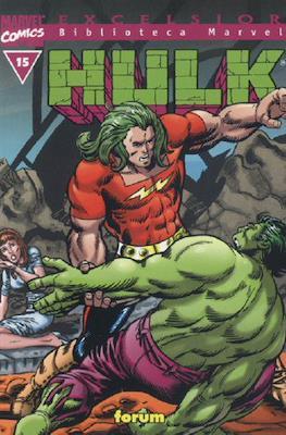Biblioteca Marvel: Hulk (2004-2006) (Rústica 160 pp) #15