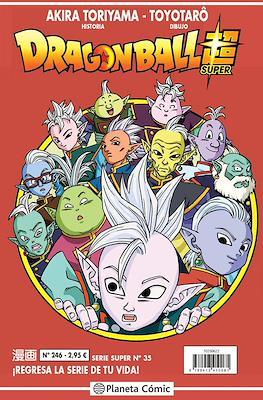 Dragon Ball Super (Rústica) #246