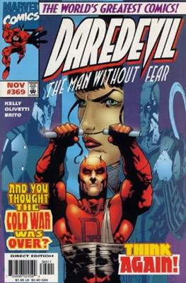 Daredevil Vol. 1 (1964-1998) (Comic Book) #369