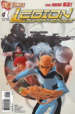 Legion of Super-Heroes Vol. 7 (2011-2013) (Comic-book) #1