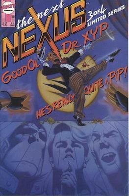 The Next Nexus (comic grapa usa) #3