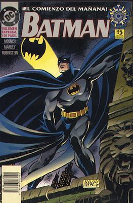 Batman. ¡El comienzo del mañana!
