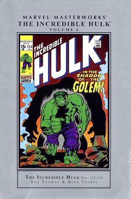 Marvel Masterworks The Incredible Hulk (Hardcover) #6