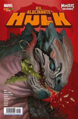 El Increíble Hulk Vol. 2 / Indestructible Hulk / El Alucinante Hulk / El Inmortal Hulk (2012-) (Comic Book) #63