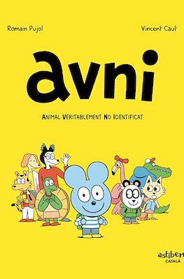 Avni. Animal veritablement no identificat (Rústica) #1