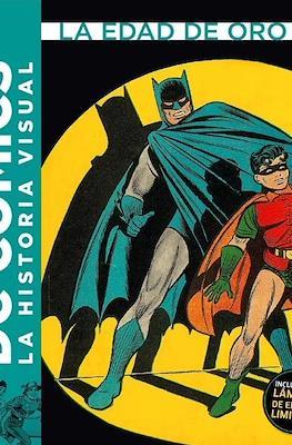 DC Comics: La historia visual (Cartoné 48 pp) #7