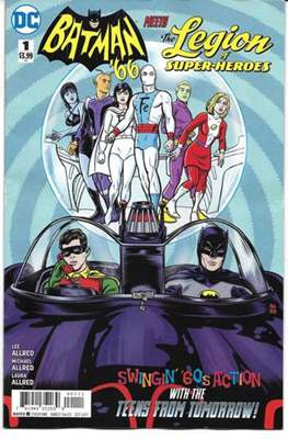 Batman '66 Meets The Legion Of Superheroes