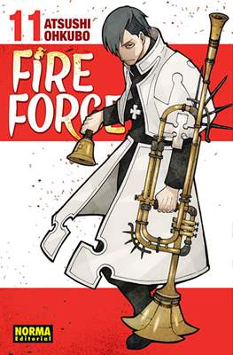 Fire Force #11