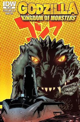 Godzilla: Kingdom of Monsters #9