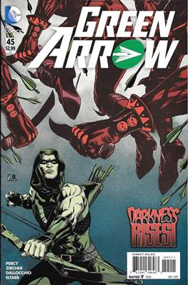 Green Arrow vol. 5 (2011-2016) (Comic Book) #45