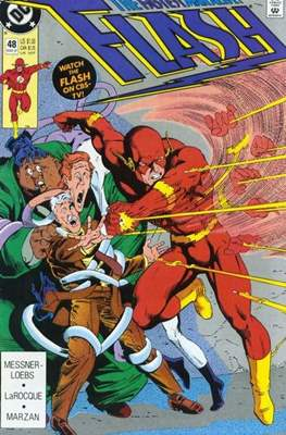 The Flash Vol. 2 (1987-2006) (Comic Book) #48