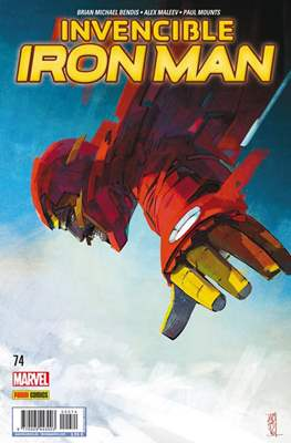 El Invencible Iron Man Vol. 2 (2011-) (Grapa - Rústica) #74