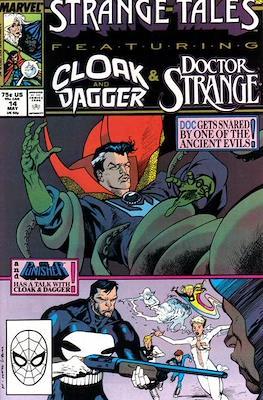Strange Tales Vol. 2 (1987-1988) (Comic-book.) #14
