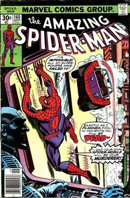 The Amazing Spider-Man Vol. 1 (1963-2007) (Comic-book) #160