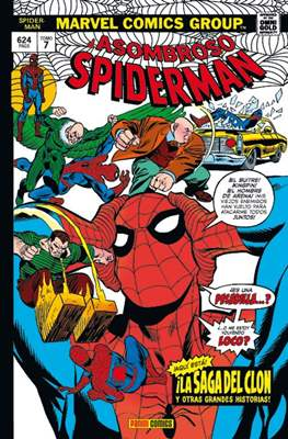 Spiderman. El Asombroso Spiderman. Marvel Gold (Omnigold) (Cartoné) #7