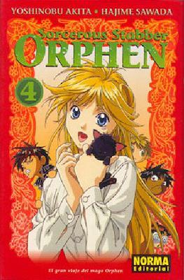 Orphen - Sorcerous Stabber (Rústica con sobrecubierta) #4