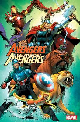 Avengers vs. The Pet Avengers