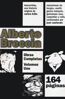 Alberto Breccia - Obras completas - Volumen uno